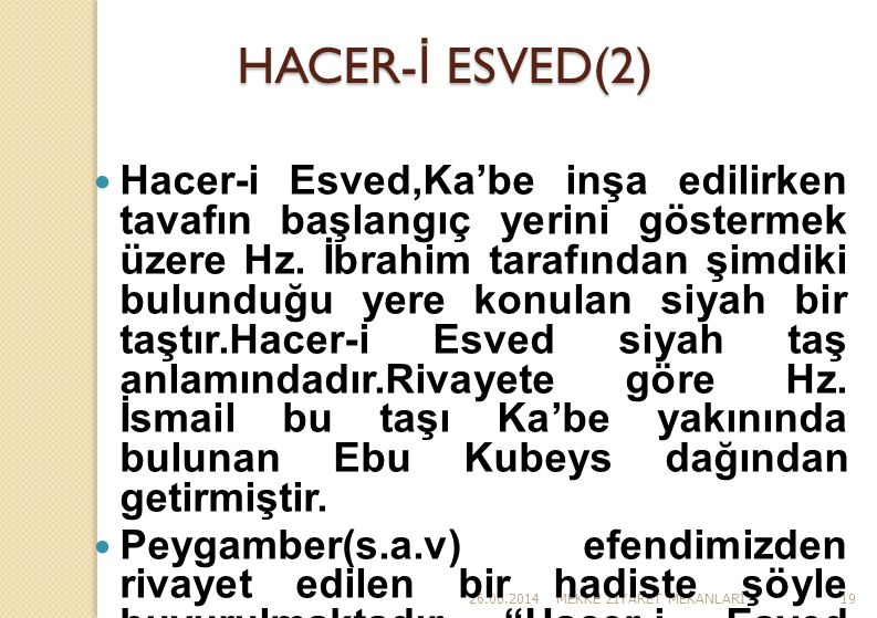 HACER-İ ESVED(2)