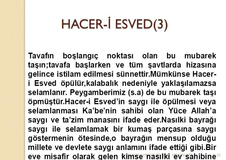 HACER-İ ESVED(3)