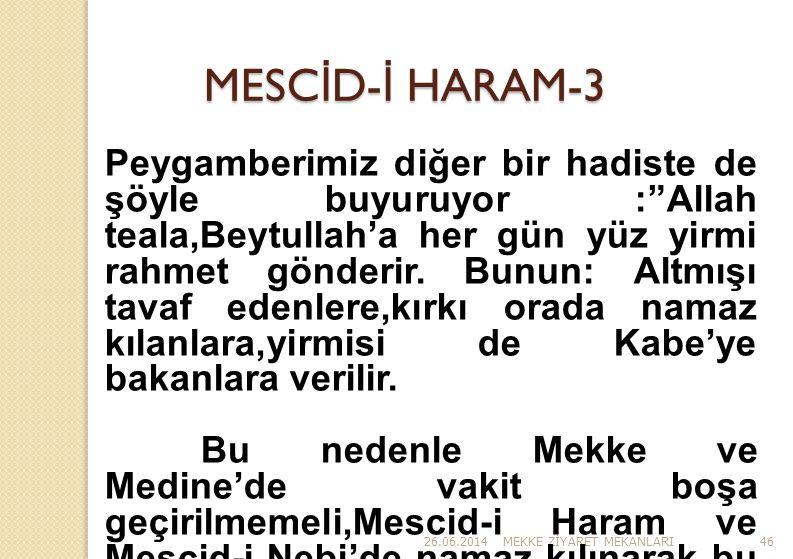 MESCİD-İ HARAM-3