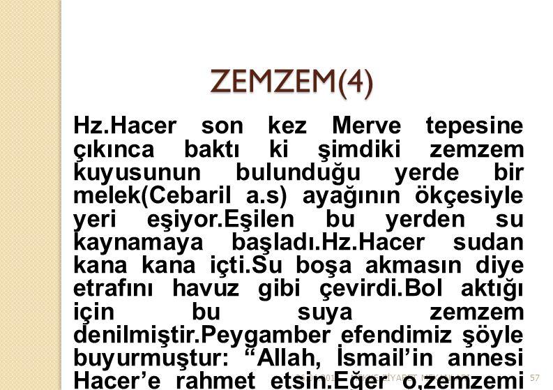 ZEMZEM(4)