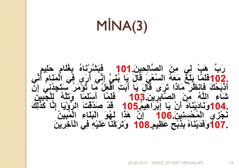 MİNA(3)