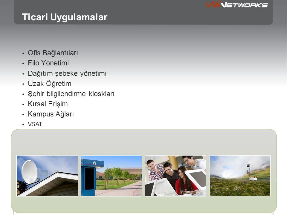 Ticari Uygulamalar Ofis Bağlantıları Filo Yönetimi