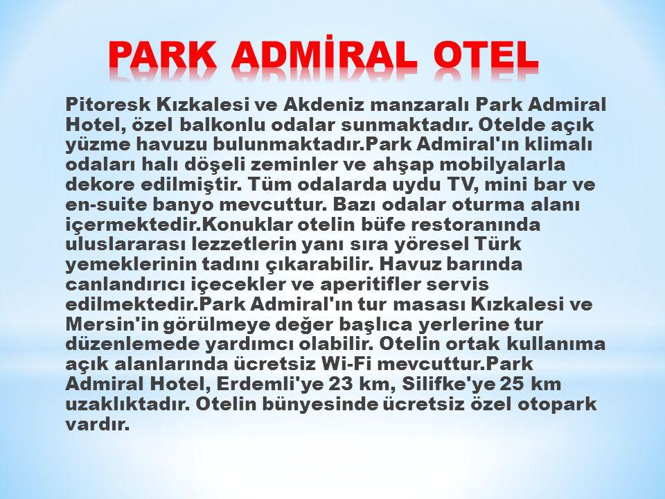 PARK ADMİRAL OTEL