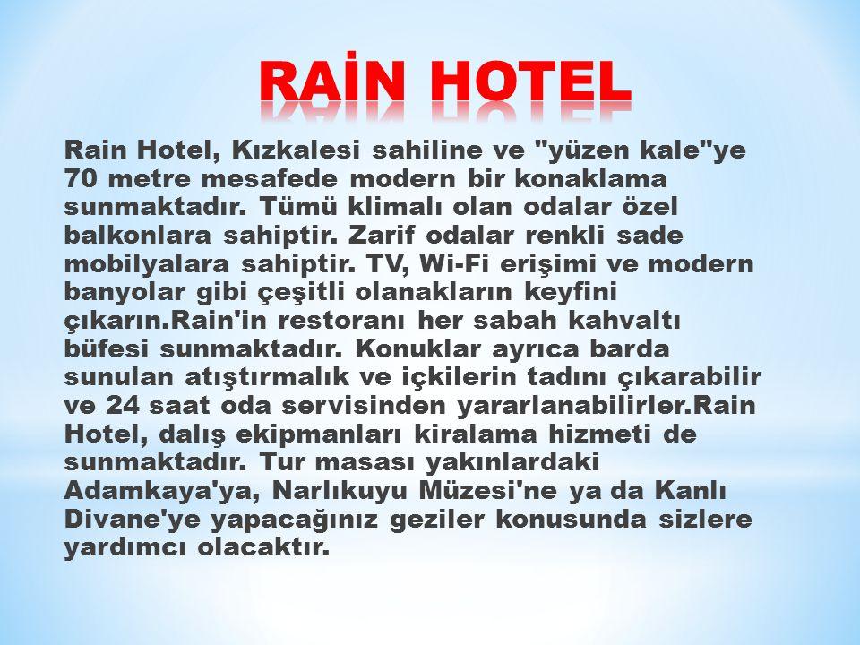 RAİN HOTEL
