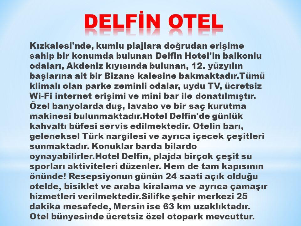 DELFİN OTEL