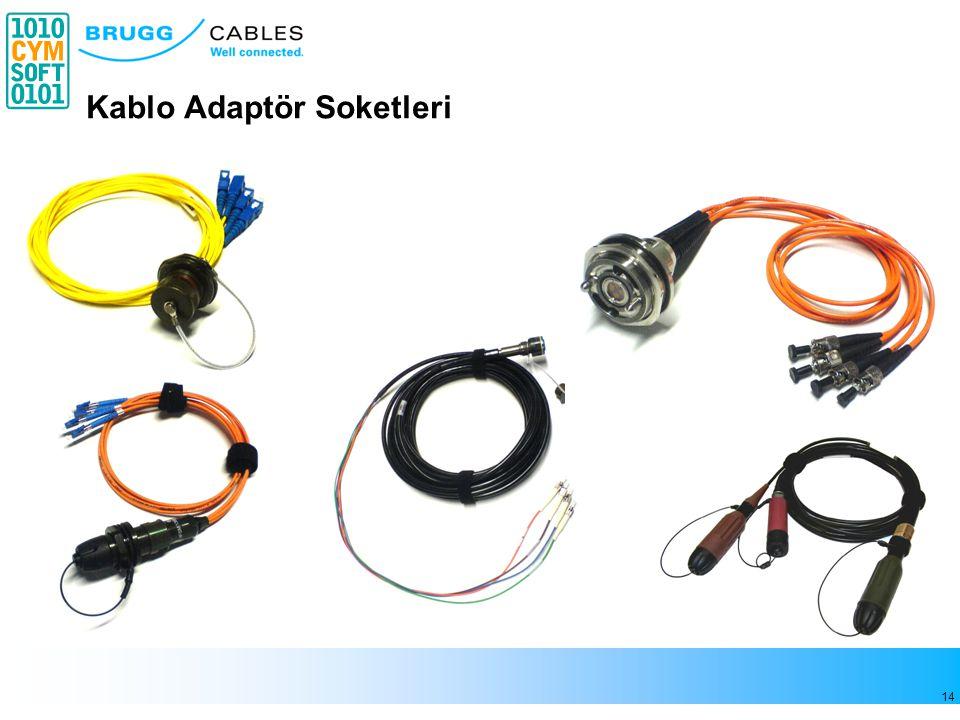 Kablo Adaptör Soketleri
