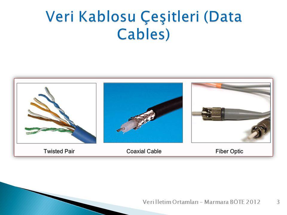 Veri Kablosu Çeşitleri (Data Cables)