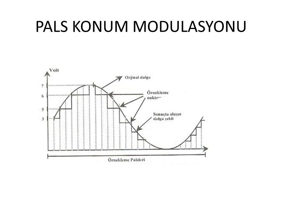 PALS KONUM MODULASYONU