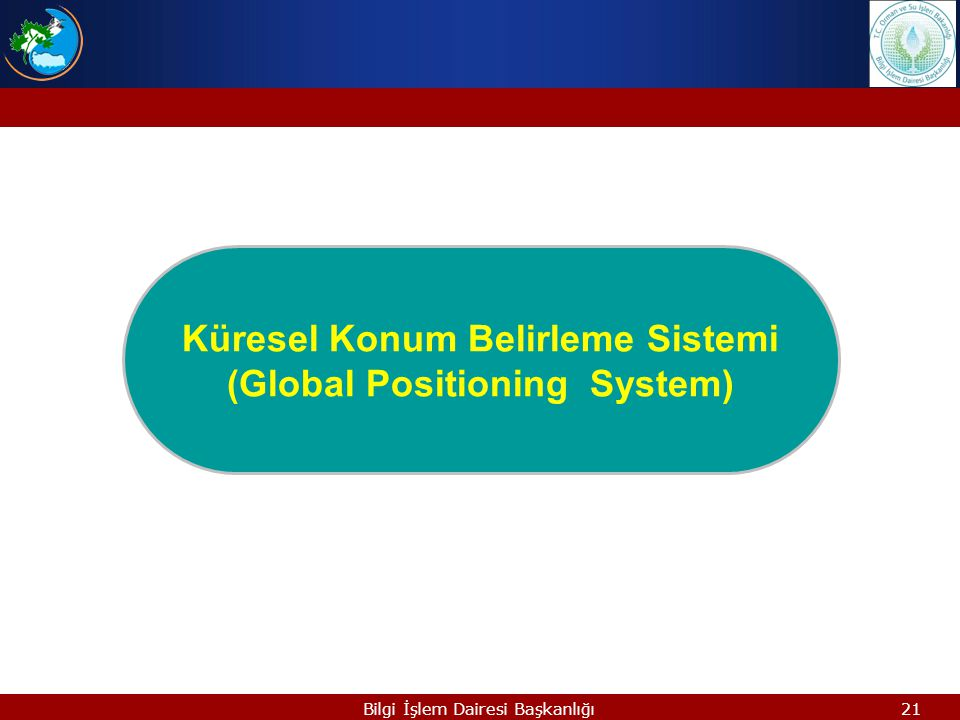 Küresel Konum Belirleme Sistemi (Global Positioning System)