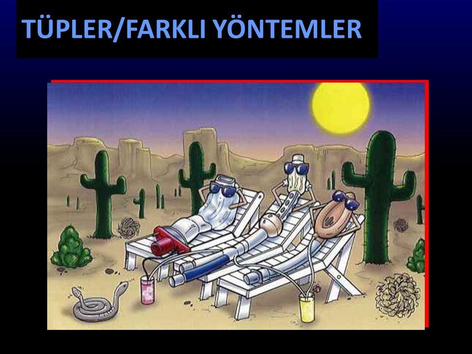 TÜPLER/FARKLI YÖNTEMLER