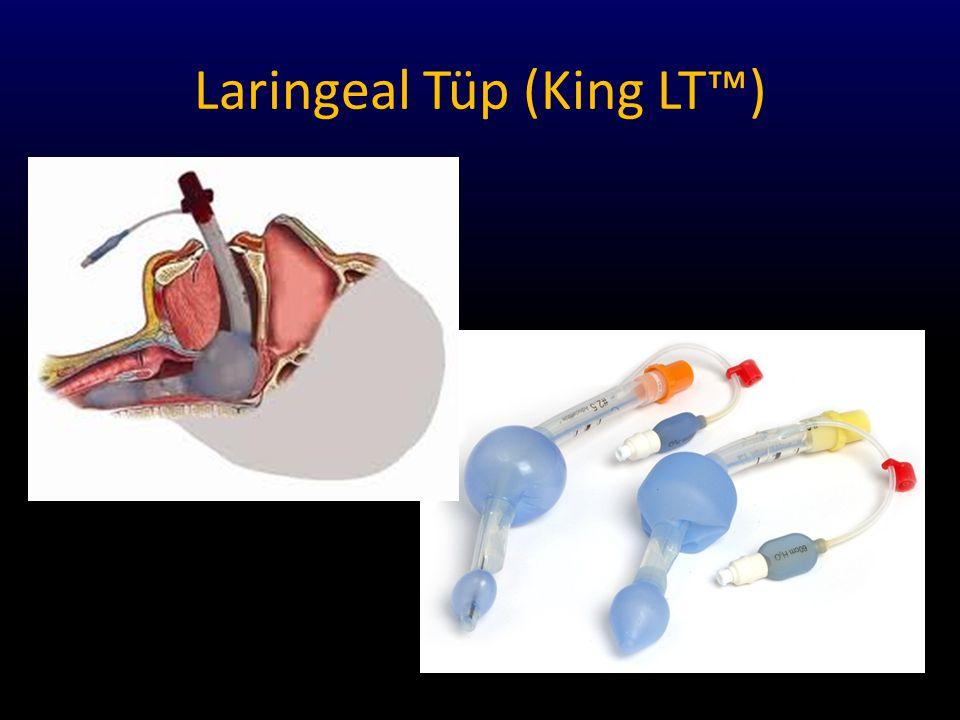 Laringeal Tüp (King LT™)