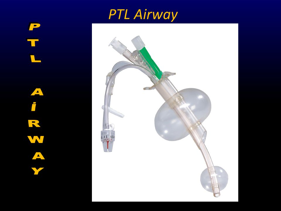 PTL Airway PTL AİRWAY