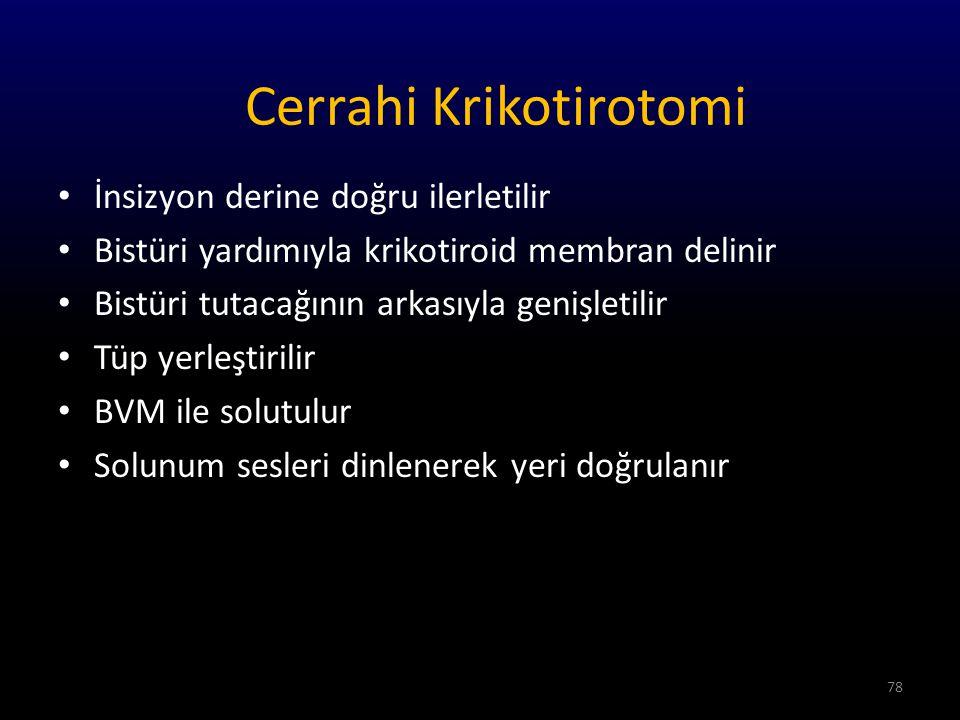 Cerrahi Krikotirotomi