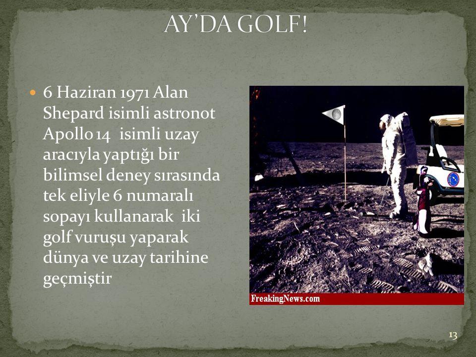 AY'DA GOLF!