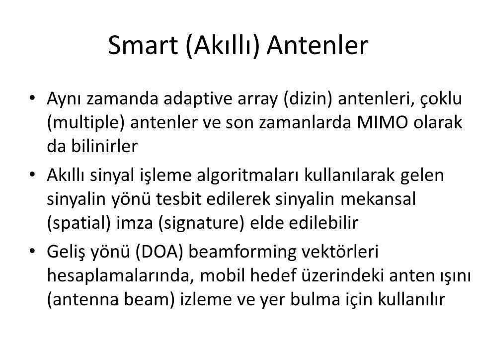 Smart (Akıllı) Antenler