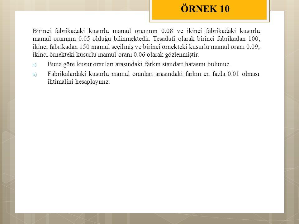 ÖRNEK 10