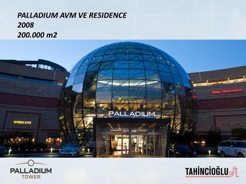 PALLADIUM AVM VE RESIDENCE