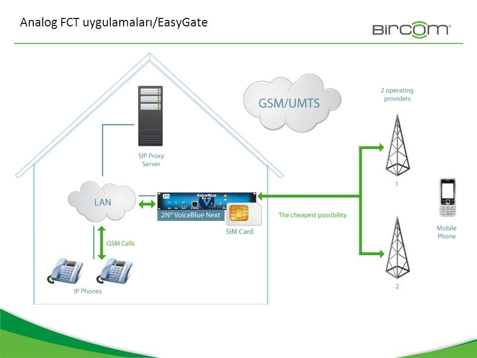 Analog FCT uygulamaları/EasyGate