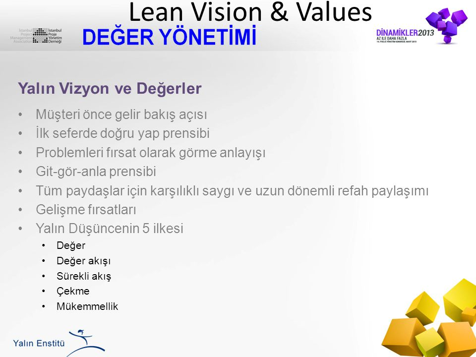 Introduction to Lean Leadership LGN Training