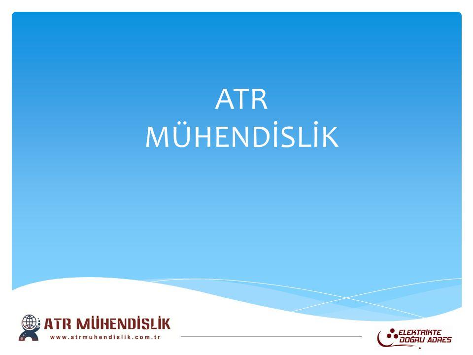 ATR MÜHENDİSLİK