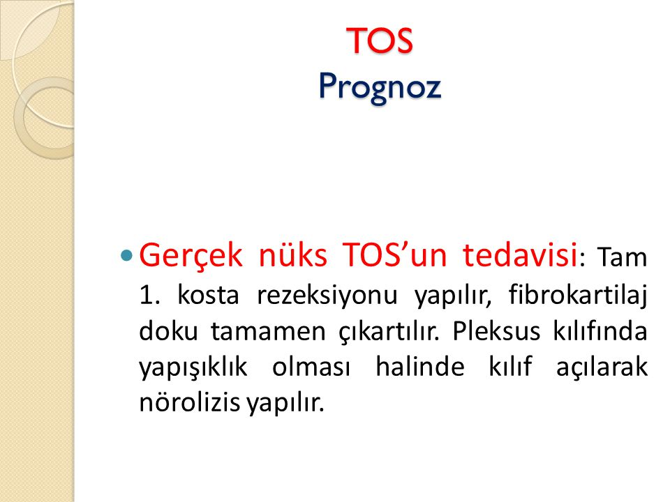 TOS Prognoz
