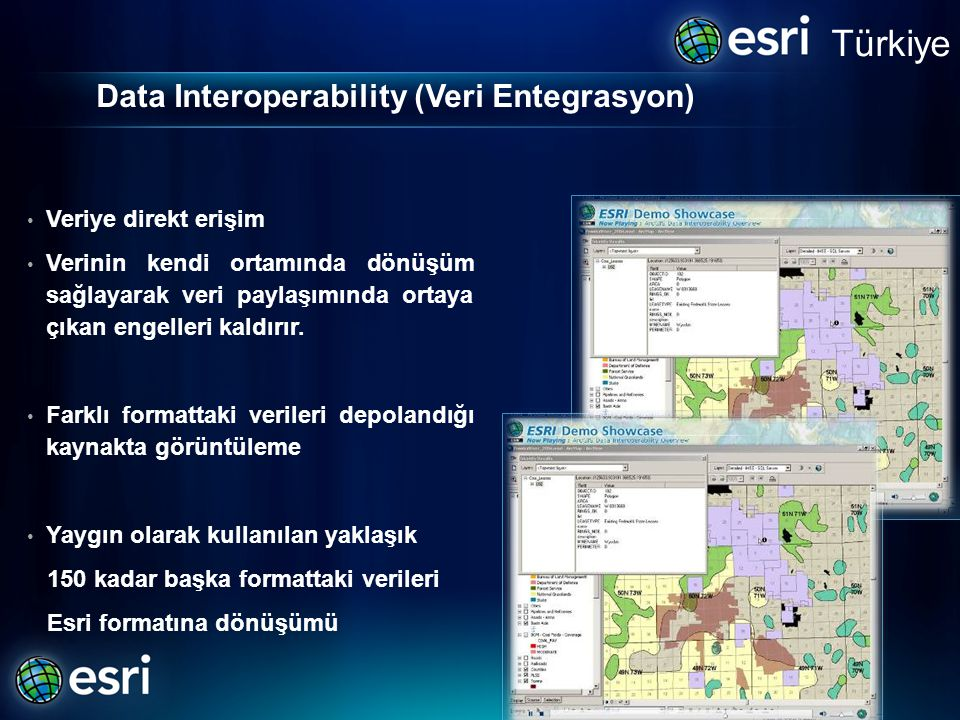 Data Interoperability (Veri Entegrasyon)