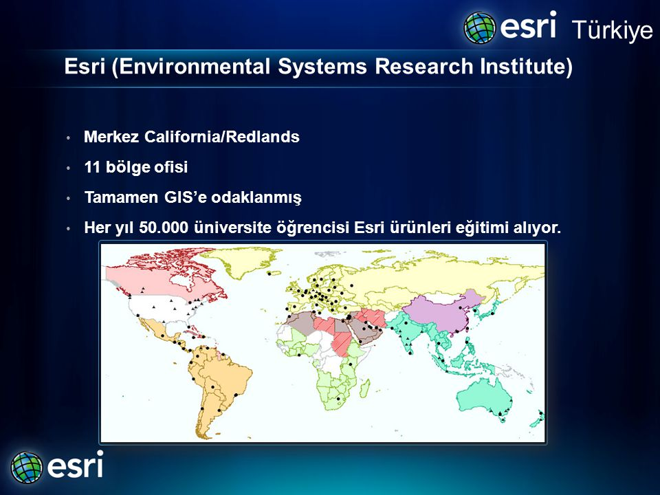 Esri (Environmental Systems Research Institute)