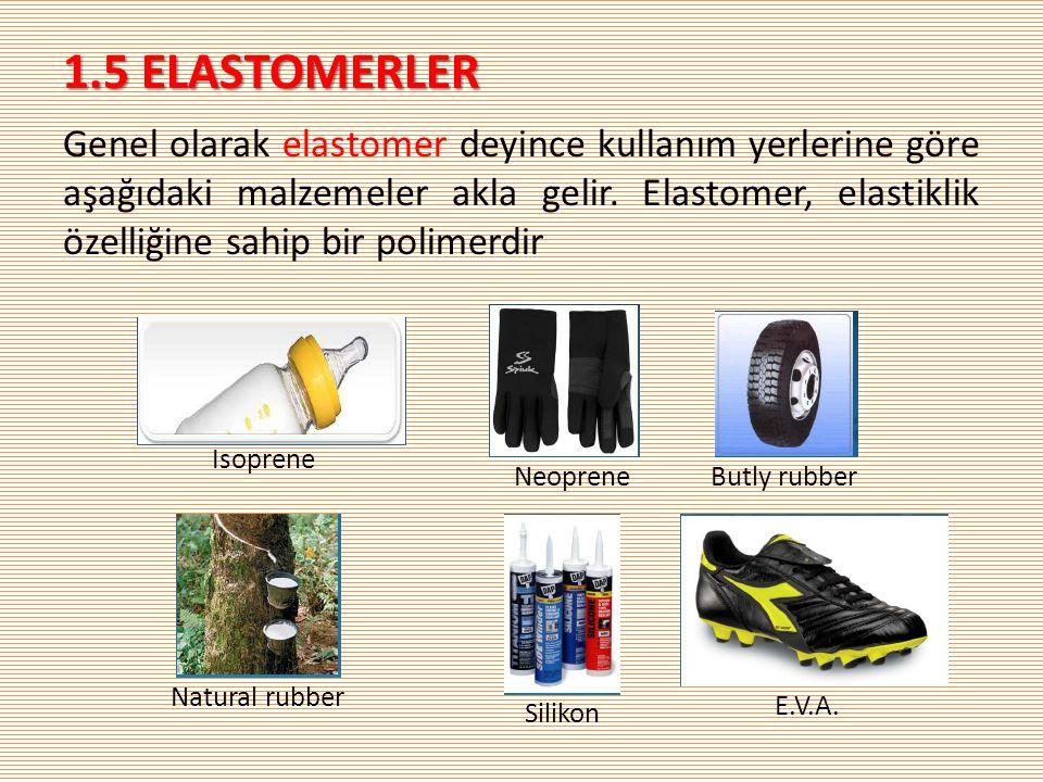 1.5 ELASTOMERLER