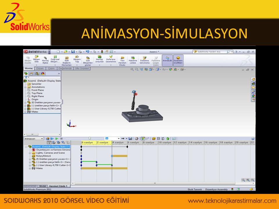 ANİMASYON-SİMULASYON