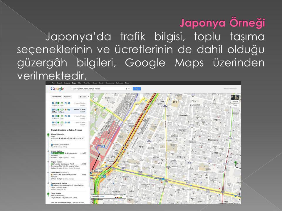 Japonya Örneği