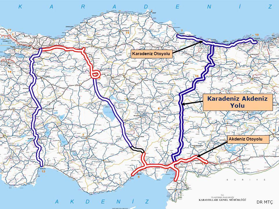 Karadeniz Akdeniz Yolu