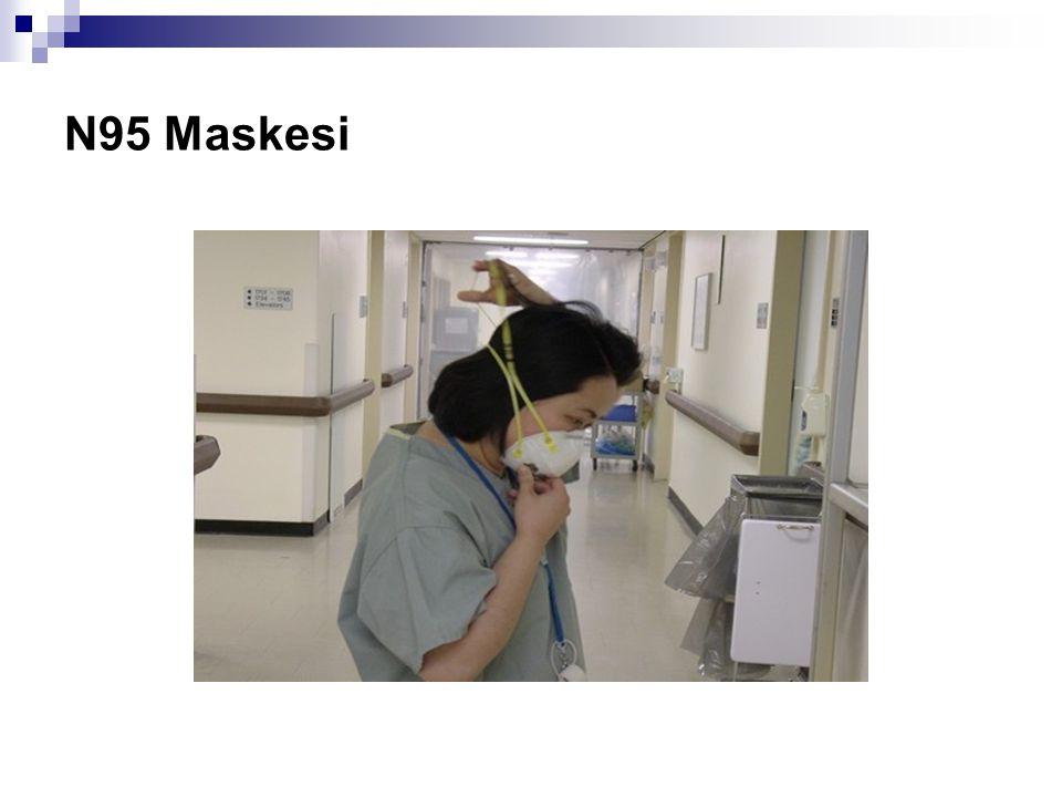 N95 Maskesi
