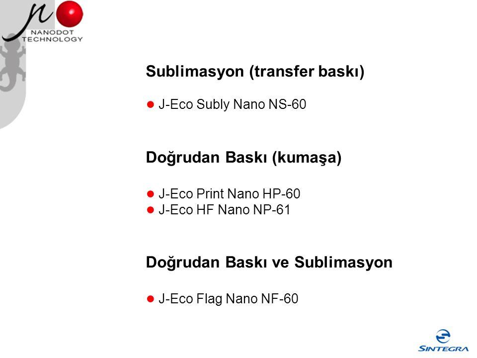 Sublimasyon (transfer baskı)