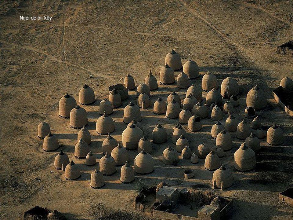 Nijer de bir köy