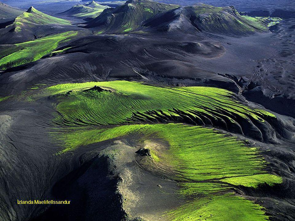 İzlanda Maelifellssandur