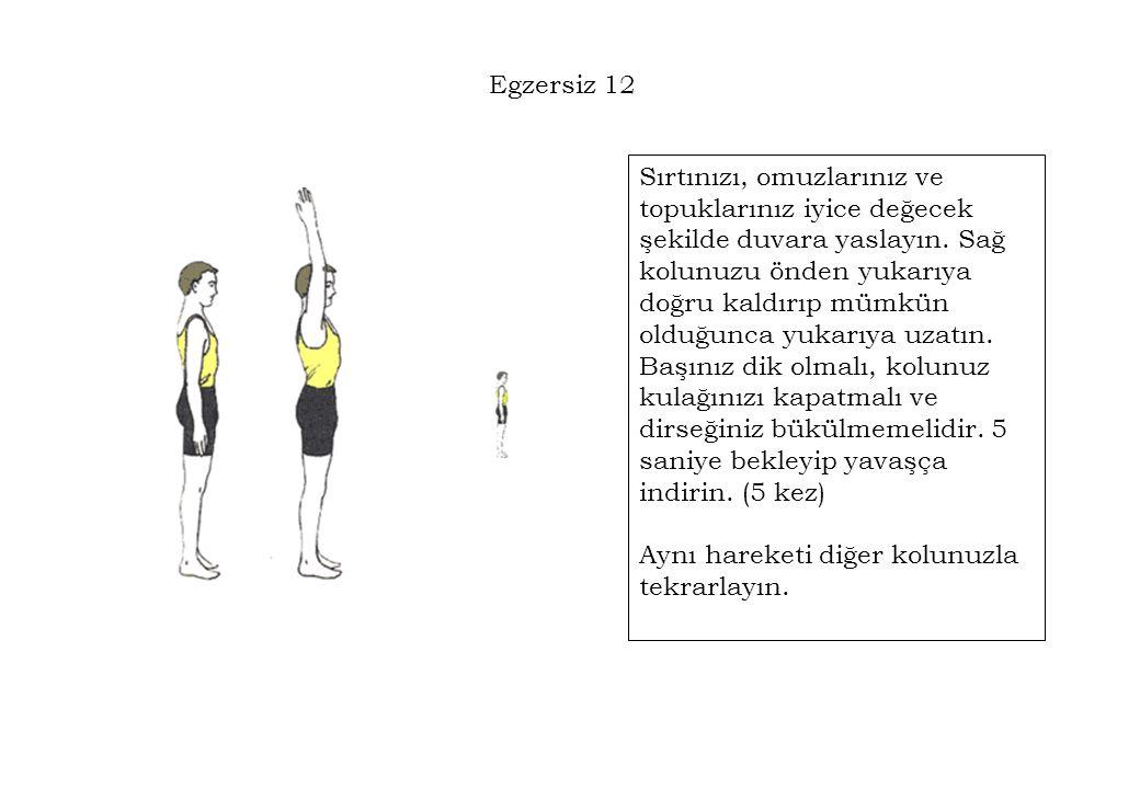 Egzersiz 12
