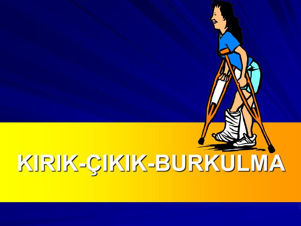 KIRIK-ÇIKIK-BURKULMA