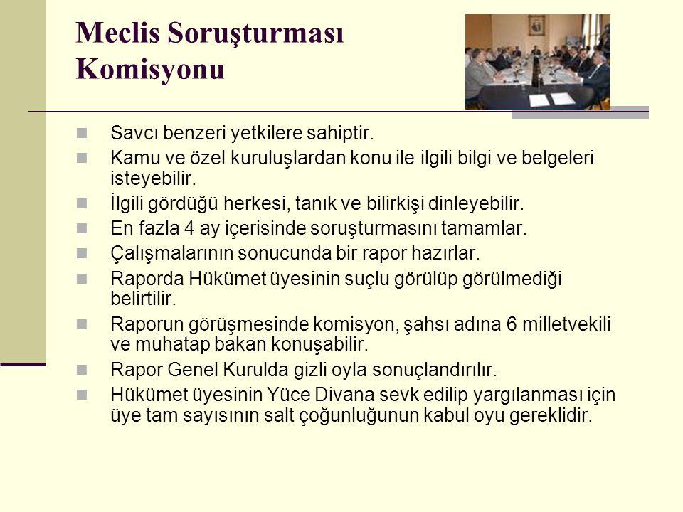 Meclis Soruşturması Komisyonu