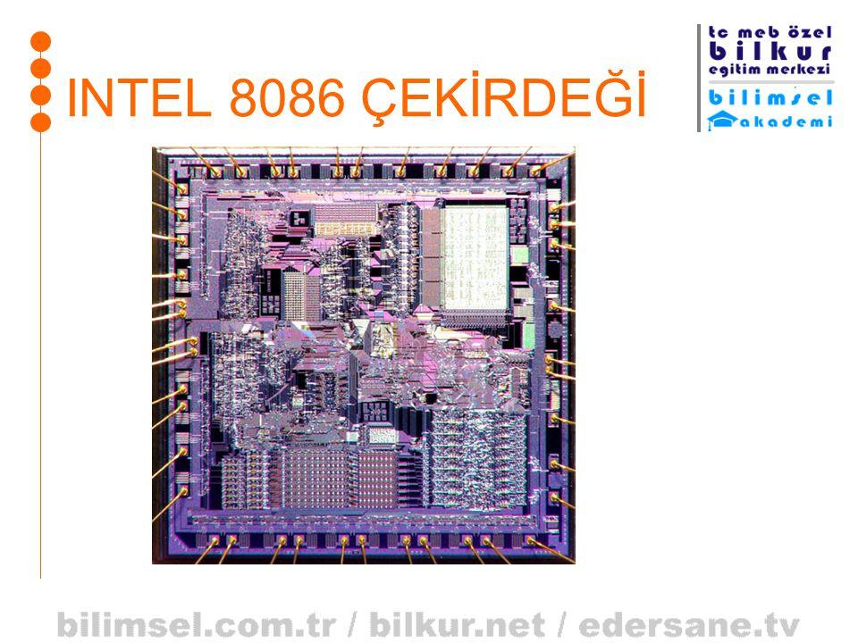 INTEL 8086 ÇEKİRDEĞİ