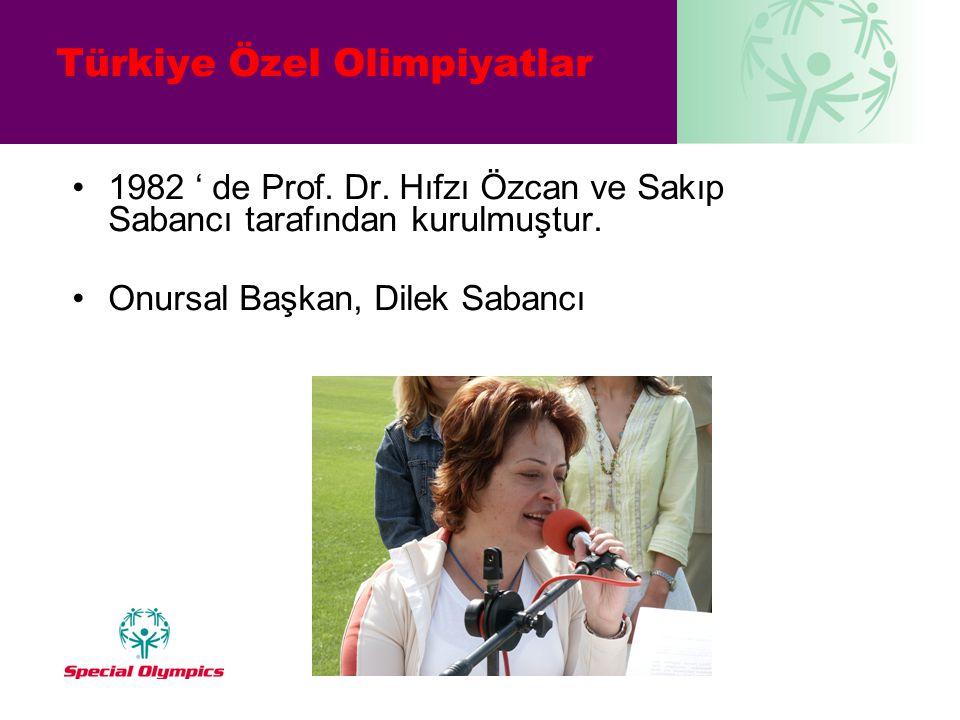 Türkiye Özel Olimpiyatlar
