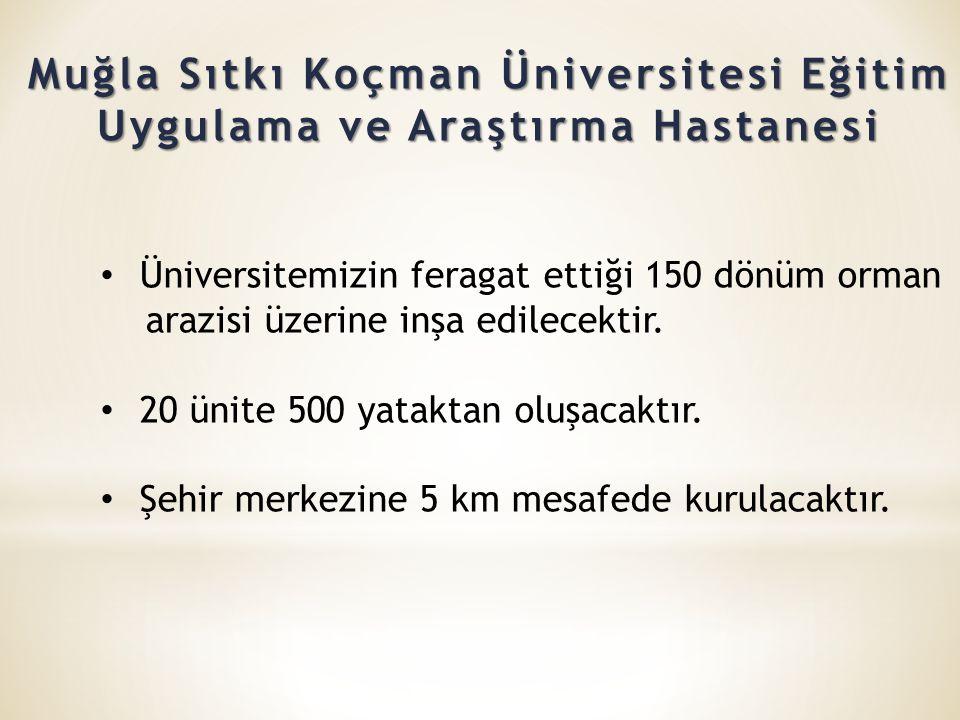 Muğla Sıtkı Koçman Üniversitesi Eğitim Uygulama ve Araştırma Hastanesi