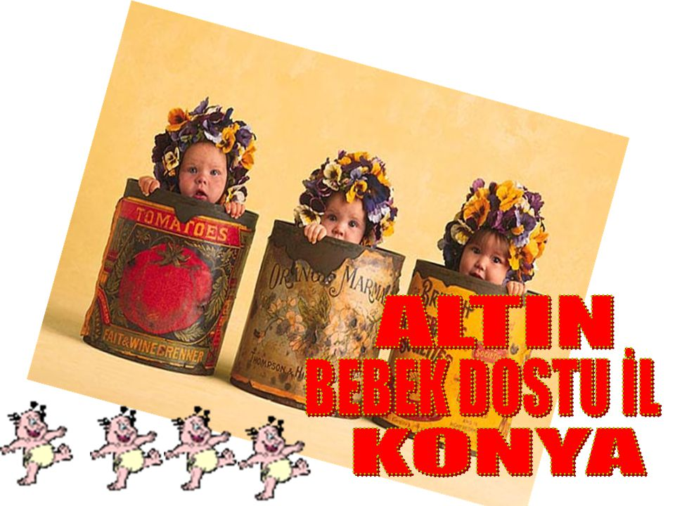 ALTIN BEBEK DOSTU İL KONYA