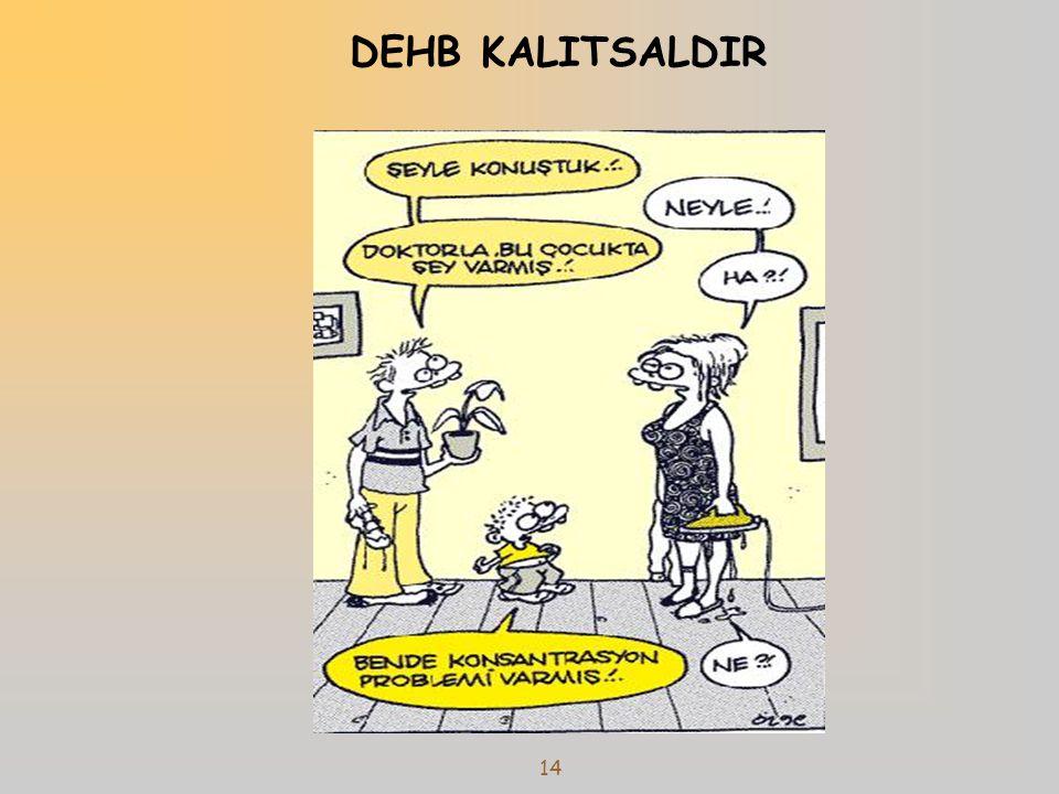 DEHB KALITSALDIR