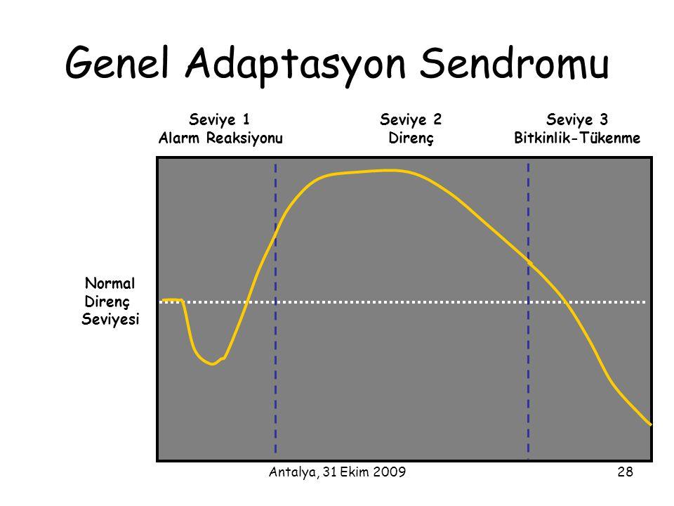 Genel Adaptasyon Sendromu