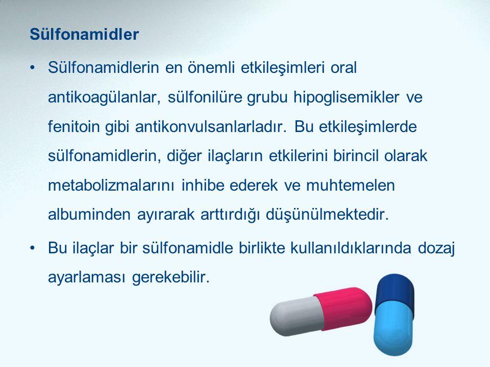 Sülfonamidler