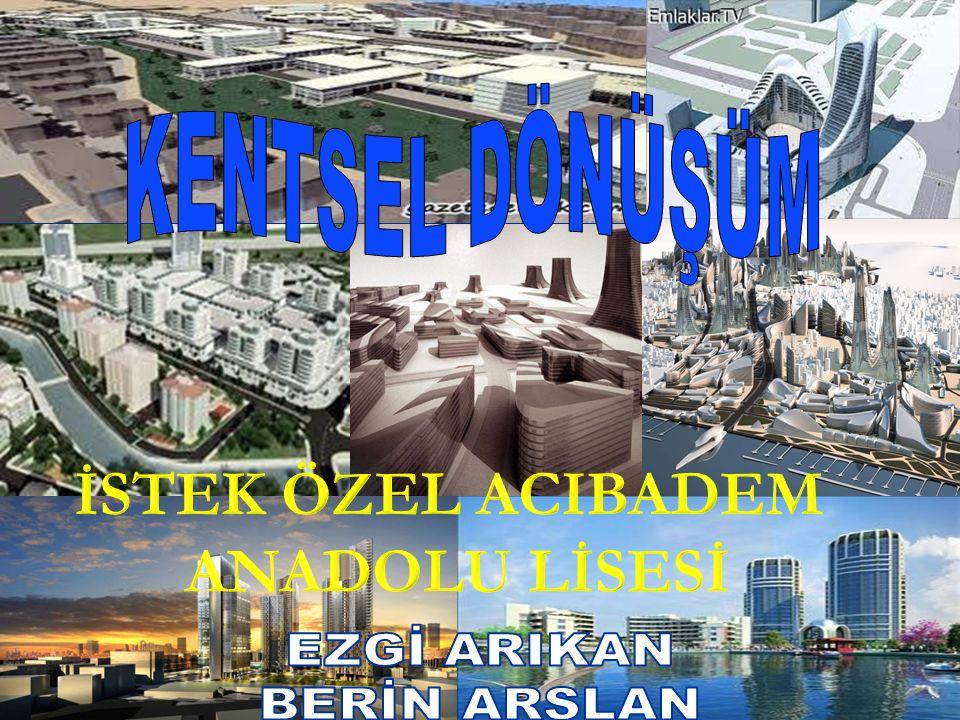 İSTEK ÖZEL ACIBADEM ANADOLU LİSESİ