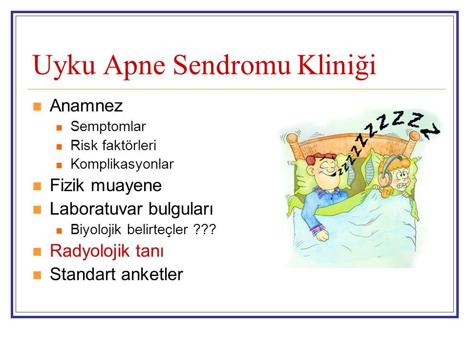 Uyku Apne Sendromu Kliniği