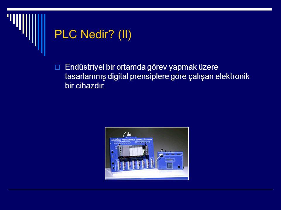 PLC Nedir.