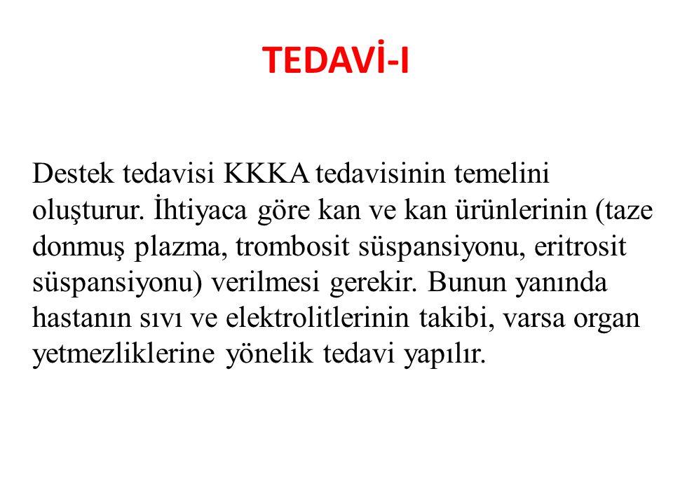 TEDAVİ-I