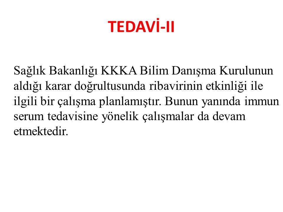 TEDAVİ-II